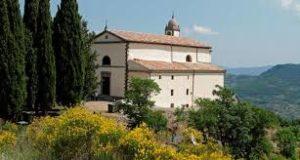 The Sanctuary of the Madonna di Val di Prata